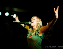 Emily Minor – May 17, 2012 @ The City Hotel and Bistro